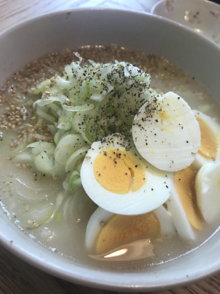 にわとりのスープ