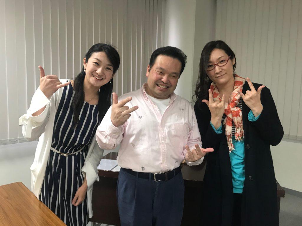 須崎先生と浅井先生