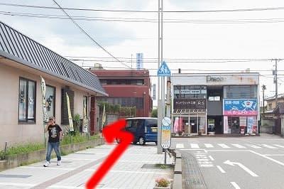 西金沢駅からのアクセス_2